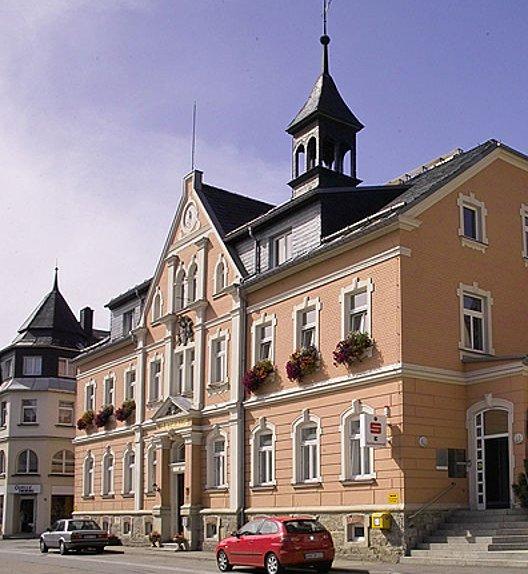 Rathaus Bärenstein