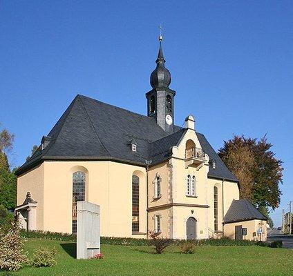 Erlöserkirche Bärenstein